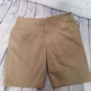 Under Armour loose fit heat gear shorts